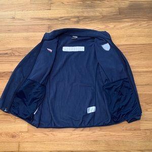 Nike Shirts & Tops - Nike US Soccer Fleece Zip Up Jacket Sweater